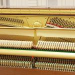 中古ピアノ ヤマハ(YAMAHA WX1AWnC) 気品溢れる外装、優雅な猫脚♪機能充実、木目ピアノ