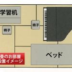 中古ピアノ カワイ(KAWAI GM1) グランドピアノのタッチ、表現力はそのままベビーグランド