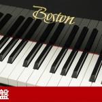 中古ピアノ ボストン(BOSTON GP178Ⅱ) スタインウェイ設計のブランド「BOSTON」