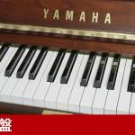 中古ピアノ ヤマハ(YAMAHA WX106W) X支柱搭載!ヤマハ3型木目・猫脚ピアノ