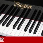 中古ピアノ ボストン(BOSTON GP193) 予想を超える豊かな音量感、忘れがたい演奏感覚
