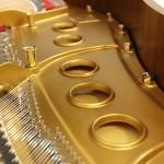 中古ピアノ スタインウェイ(Steinway&Sons S-155 チッペンデール) 美しい曲線が織りなすスタインウェイの芸術品