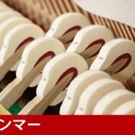 中古ピアノ ヤマハ(YAMAHA YU10WnC) インテリア性も兼ねそろえた木目・猫脚モデル