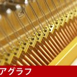 中古ピアノ アポロ(APOLLO A122DX) 総アグラフ搭載 国産・木目ピアノ