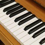 中古ピアノ スタインウェイ&サンズ(STEINWAY&SONS K132) 世界3大ピアノブランドであるスタインウェイのアップライトピアノ