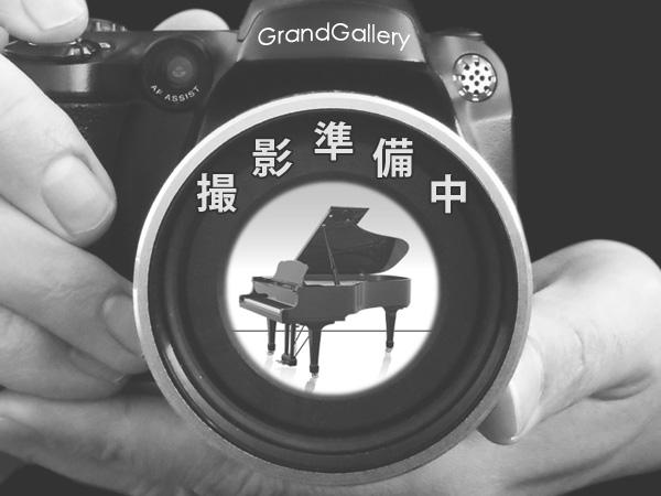 中古グランドピアノ BOSTON(ボストン)GP178II ※艶消し塗装