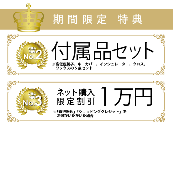 【付属品無料・ネット限定1万円割引】