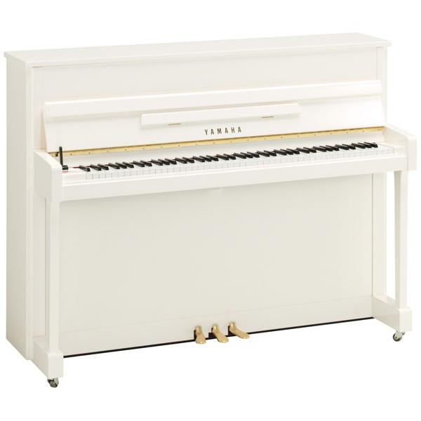 【セール対象】【送料無料】新品アップライトピアノ YAMAHA(ヤマハ)b113PWH