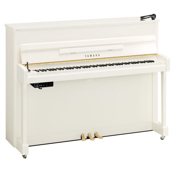 新品アップライトピアノ YAMAHA(ヤマハ)b113PWHSG2