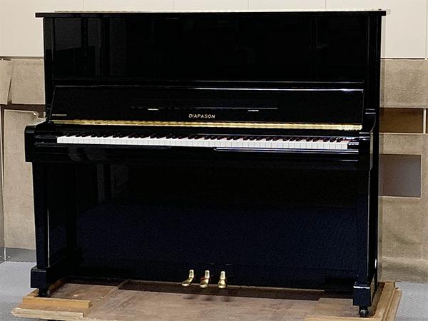 コストパフォーマンスに優れた国産モデル ディアパソンのこだわりと品質♪ DIAPASON(ディアパソン) DN48 / アウトレットピアノ