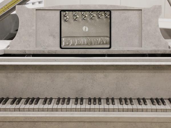 Art Piano(アートピアノ) 最高峰のピアノと唯一無二のアートの夢の結晶  「未来」 STEINWAY&SONS(スタインウェイ&サンズ)A188