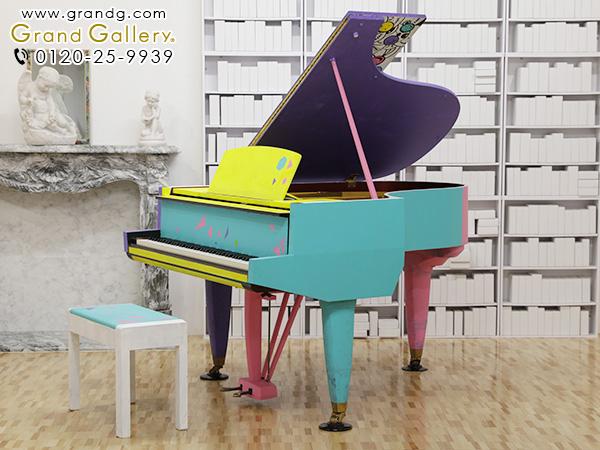 Art Piano(アートピアノ) Coexistence「共存」 名建築家アントニン・レーモンド × ソラ