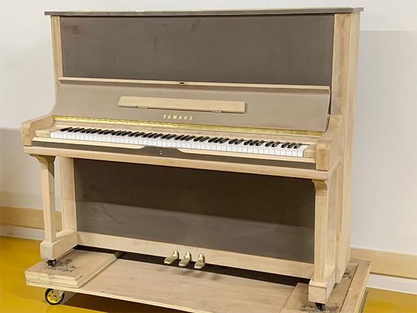 特選中古ピアノ YAMAHA(ヤマハ) U3H カスタム 好みの色に塗装します♪ヤマハU3シリーズの定番モデル